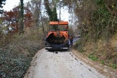 Asfaltiranje nerazvrstanih cesta