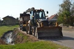 Čišćenje kanala Gredice
