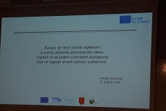 Europa za građane 2018. Grad Klanjec - radionica White paper on the future of Europe