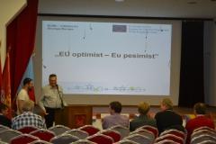 Europa za građane2017 - debata EU optimist EU pesimist