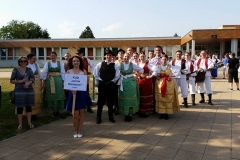 Folkloraši KUD-a Mihanović na susretu u Brdovcu