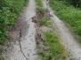 Kiše u rujnu otvorile nova klizišta