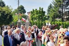 KUD Antun Mihanović u Poljskoj 2019. - žetvene svečanosti