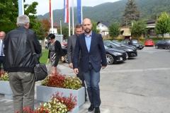 Ministar Zmajlović u posjetu Klanjcu