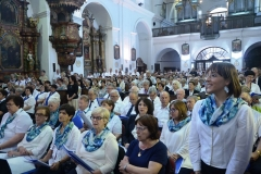 Najava smotre franjevačkih zborova