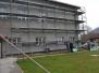 Nova fasadna ovojnica na PŠ Lučelnica
