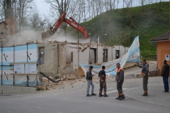 Početak gradnje Studija Galerije AA