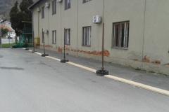 Početak radova na gradskoj zgradi