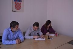 Potpisivanje ugovora o reciklažnom dvorištu