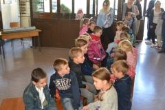 Prvi dan škole 2017. OŠ Klanjec