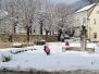Prvi snijeg zima 2013/14.
