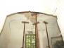 Radovi na kapeli sv. Florijana 2012.