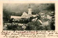 Stare fotografije i razglednice Klanjca