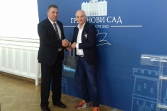 Susret s pomoćnikom gradonačelnika Novog Sada