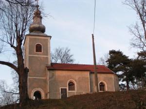 Kapela sv. Filipa i jakova u Gorkovcu