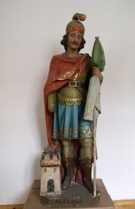 Kip sv. Florijana F.Stuflessera