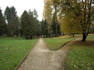 Spomen park starog groblja