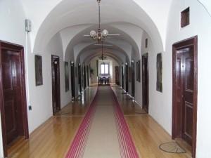 Samostanski hodnik južnog dijela - klauzura