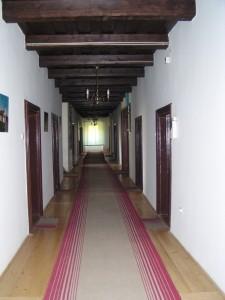 Samostanski hodnik zapadnog dijela samostana