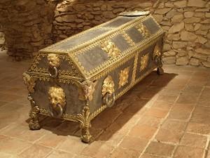 Sarkofag Sigismunda Erdody-a, 1639.