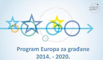 EU ponovno financira klanječki program Europa za građane