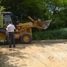 Radovi na održavanju nerazvrstanih cesta