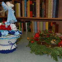 Sekcija za tradicijsko rukotvorstvo započela s božićnim radionicama