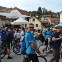 4. biciklijada Zahvala jeseni u Klanjcu 2019.