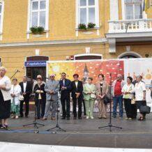 Klanječki umirovljenici na 25. susretu u Mariji Bistrici