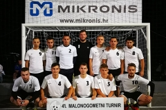 41. turnir Novi Dvori- ekipe