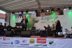 Koncert Kaj vu duši, Klanjec 2016.
