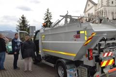 Novi kamion za odvoz smeća