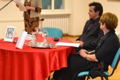 Predstavljanje knjige Davorina Vujčića