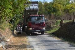 Asfaltiranje ceste Gredice-Gorkovec