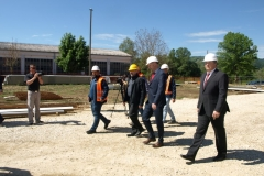 Investicija u gradnju skladišta Predionica Klanjec
