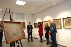 Izložba Emanuela Vidovića u Galeriji Antuna Augustinčića
