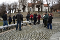 Pohod na Cesargrad Ogranka MH u Klanjcu