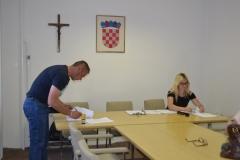 Potpisivanje ugovora s udrugama 2019.