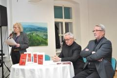 Predstavljanje knjige p. Tončija Trstenjaka Zaljubljeni kapelan