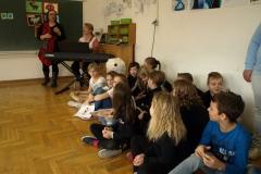 Predstavnici Veleposlanstva Finske u školi u Lučelnici