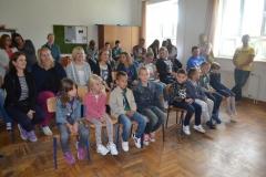 Prvi dan škole 2017. PŠ Lučelnica