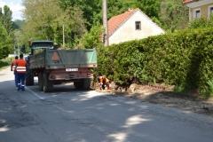 Radovi na infrastrukturi u Mihanović Dolu