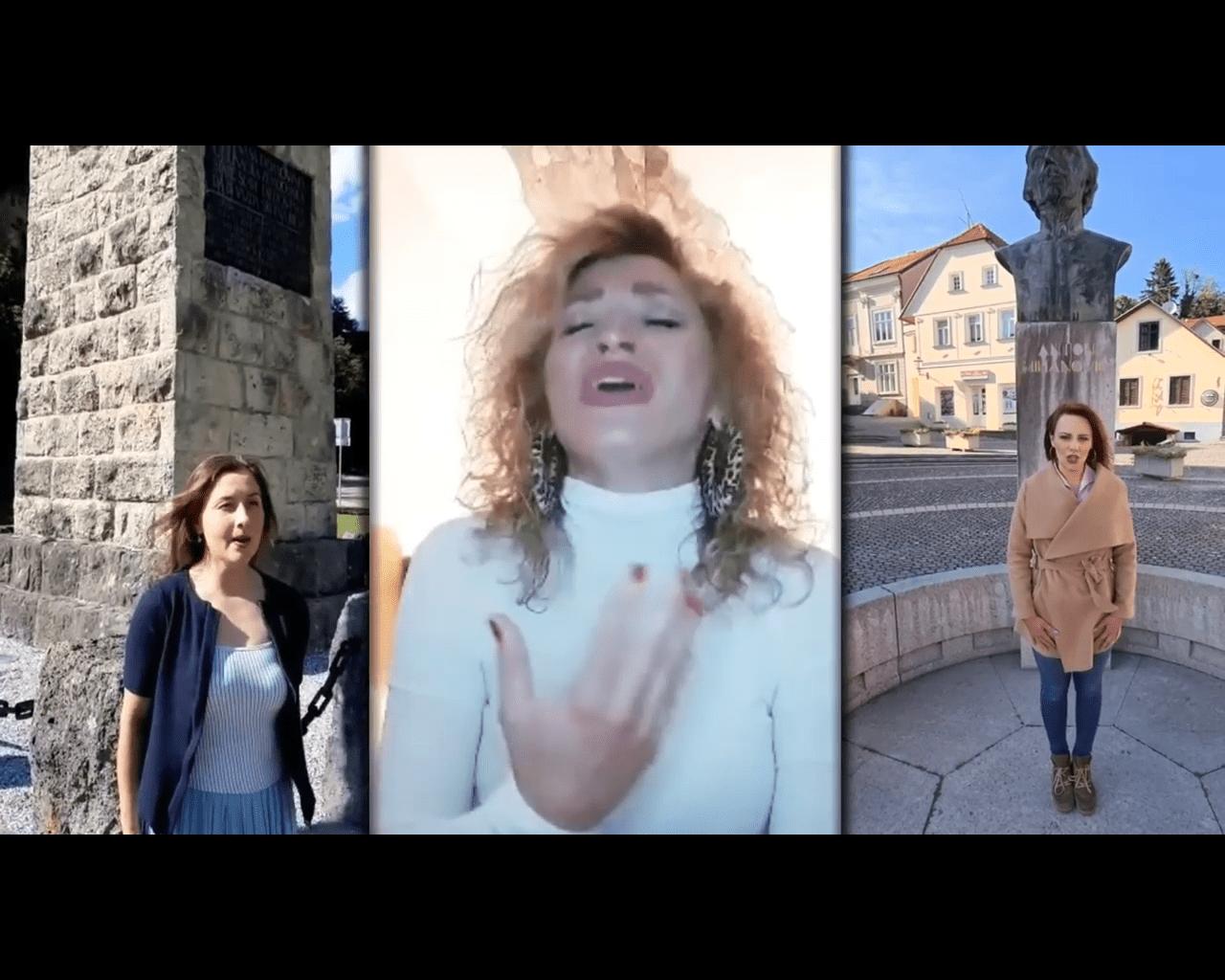 Video uz Mihanovićev rođendan