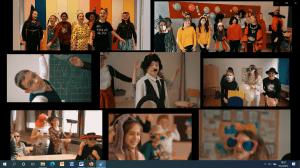 Veseli fašnički video iz naše škole