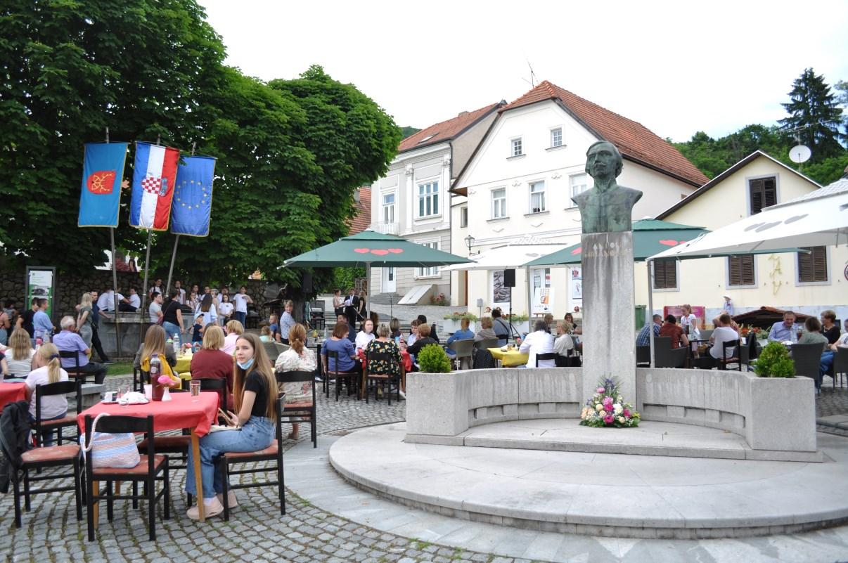Dodjela Pjesničke nagrade vratila se na trg pri Mihanoviću