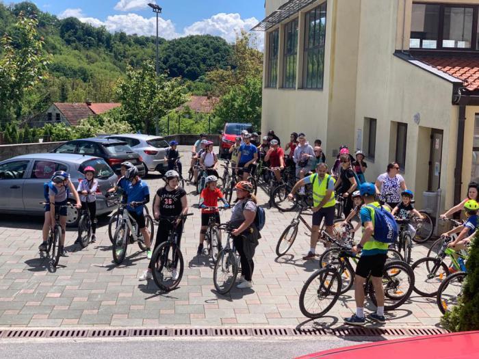 Školska biciklijada