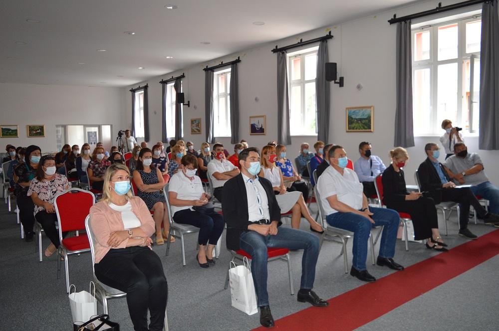Uvodna konferencija projekta Žene za Zagorje 2