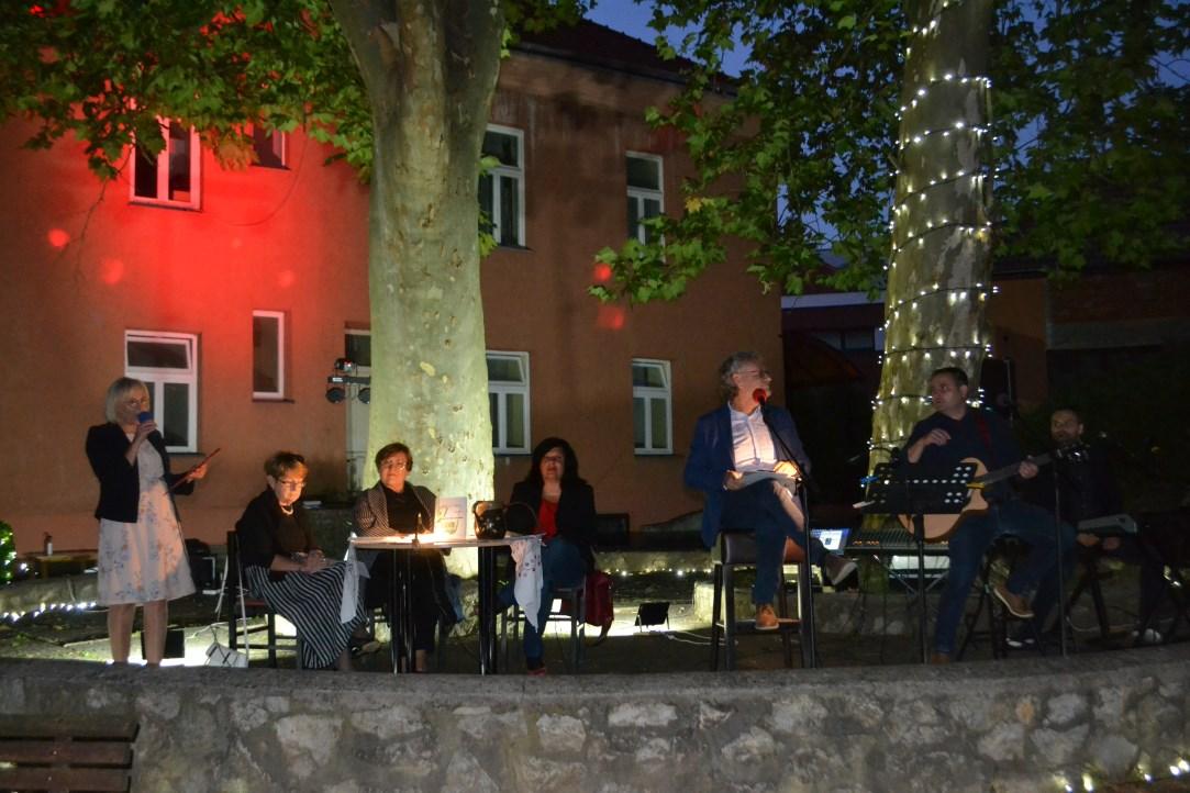 Lijepa večer uz poeziju Mirjane Mikulec i glazbeni program Igora Siročića
