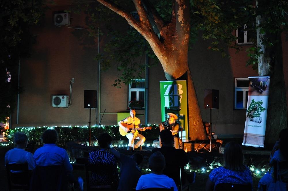 U Klanjcu otvoren 8. Zagorje Blues Etno Festival
