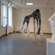 Izložba Noa Geras – Adrian Marok u Studiju Galerije AA